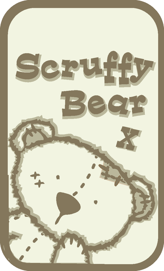 Scruffy Bear