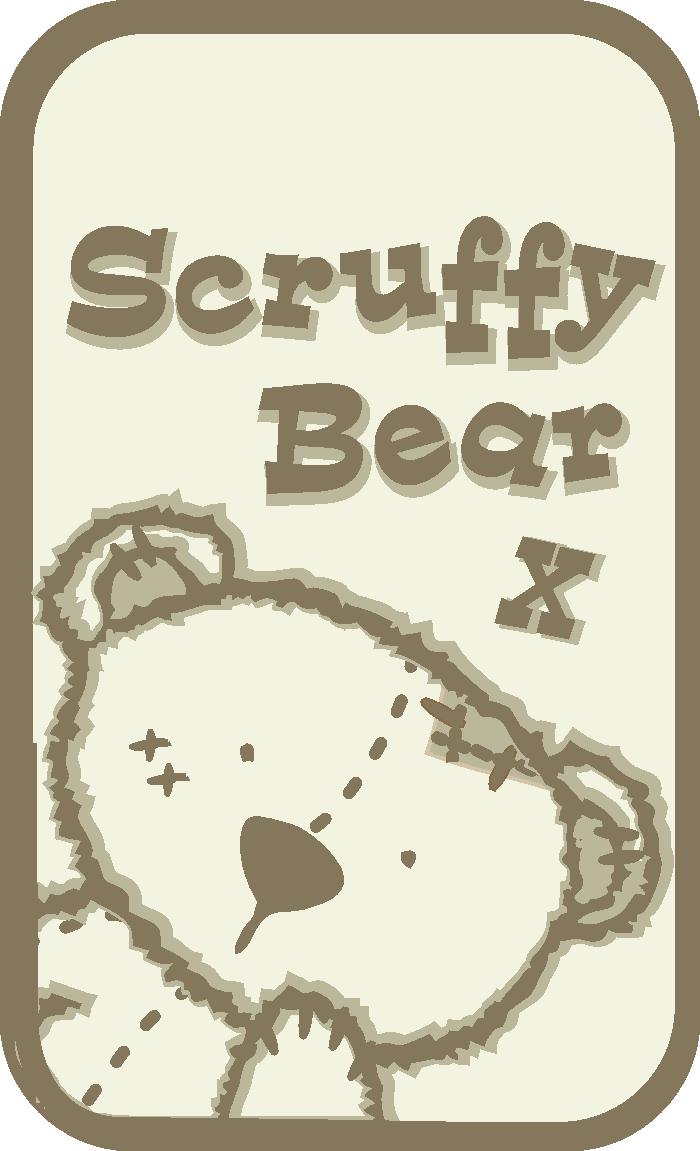 Scruffy Bear