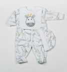 3pc  Baby Layette Gift Sets