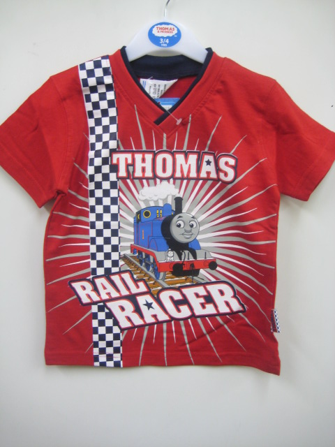Thomas The Tank Engine Tshirt