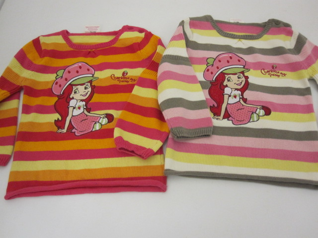 Baby Strawberry Shortcake Jumper