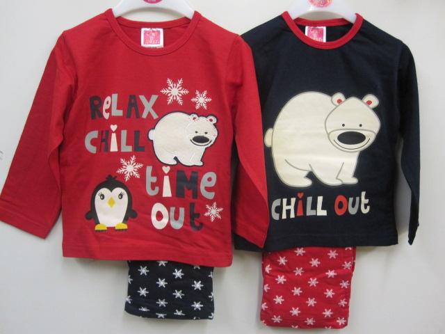 Kids Chill Out Pyjamas