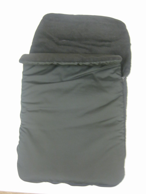 Black Fleece Lined Footmuff