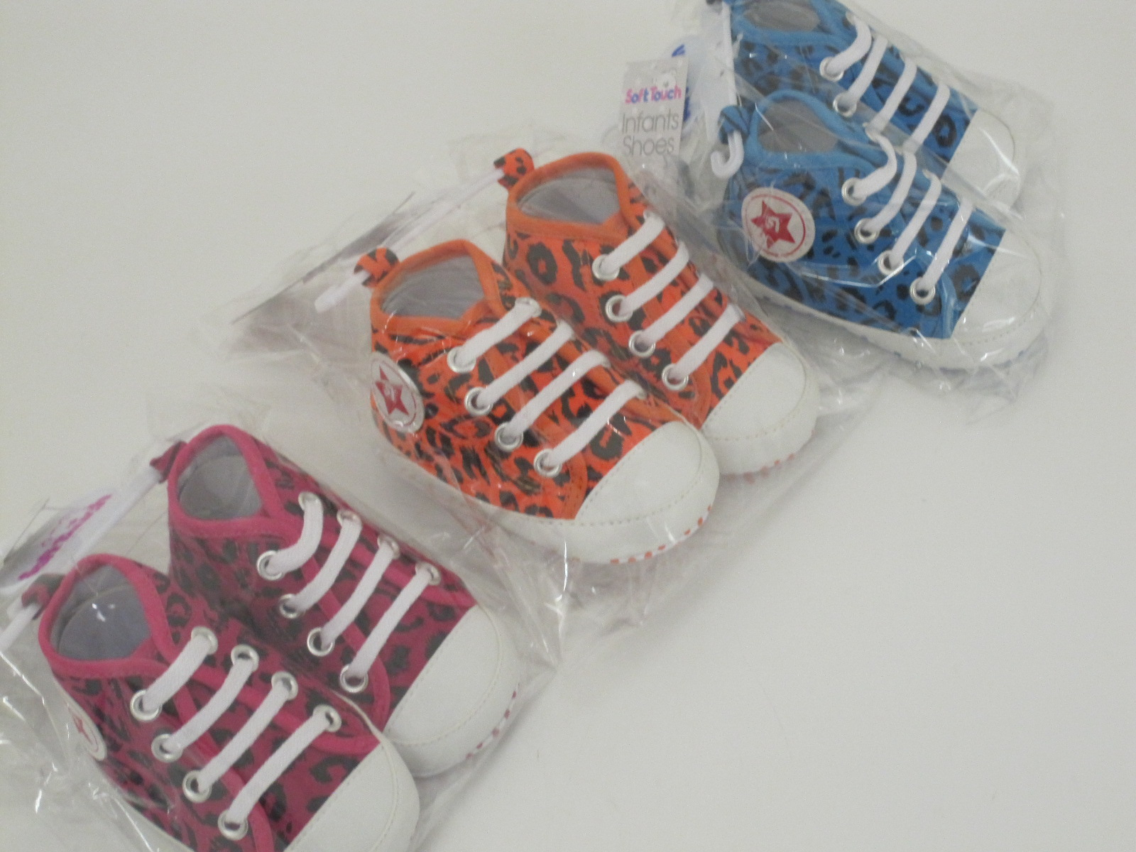 Baby Animal Print Soft Shoes