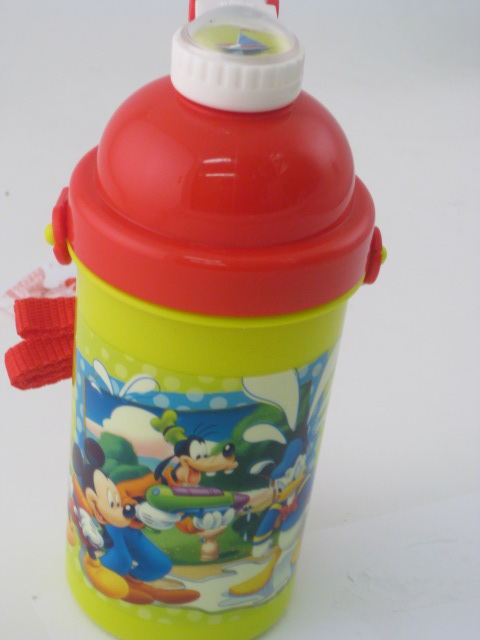 Mickey Mouse Pop Up Bottle