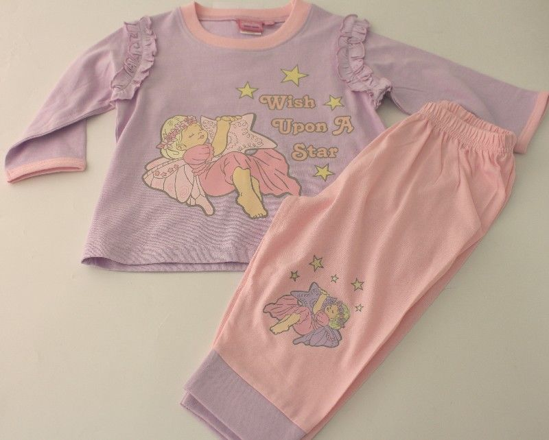 Baby Girls Pj Wish Upon A Star