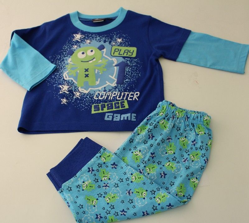 Baby Pyjama Game