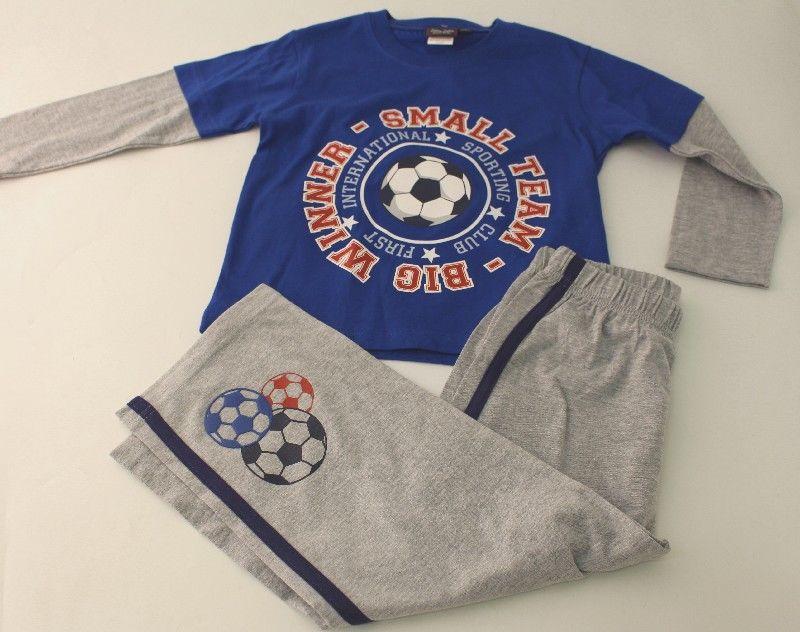 Boys Football Pyjama