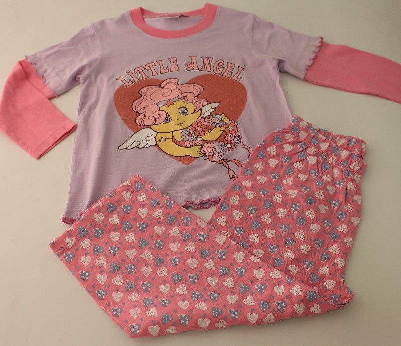 Girls Angel Pyjamas