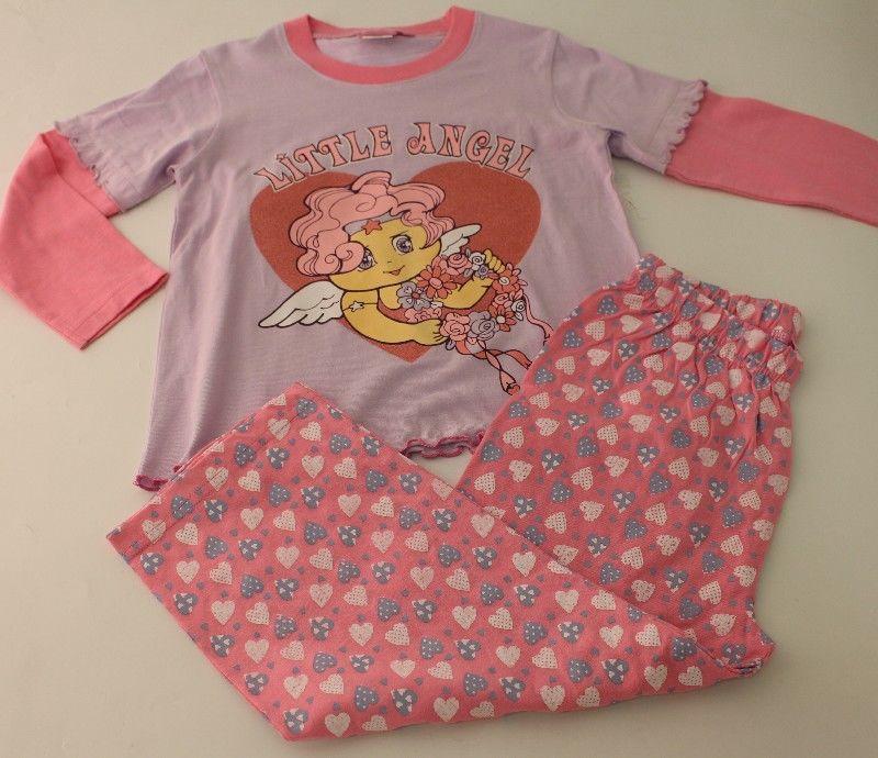Girls Angel Pyjamas