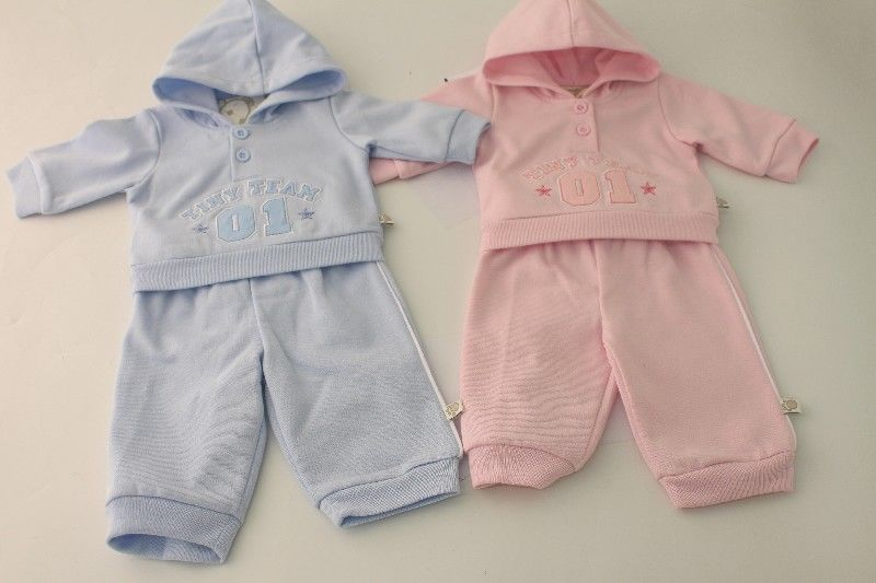 Baby 2pc Sporty Jogset