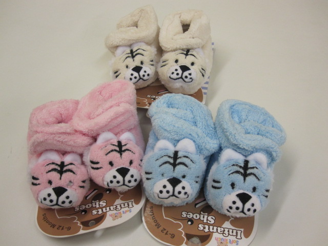 Infant Shoes With Animal Face