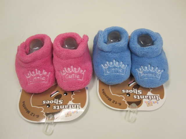 Baby Cutie And Prince Fleece Boots