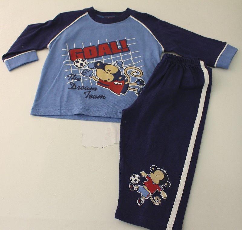 Baby Pyjamas Goal