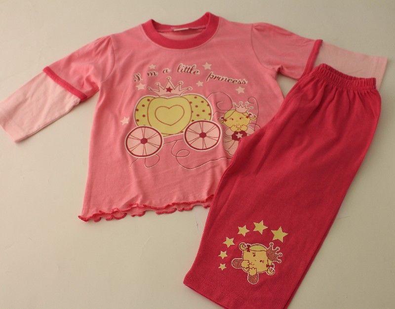 Baby Girls Pyjama Princess