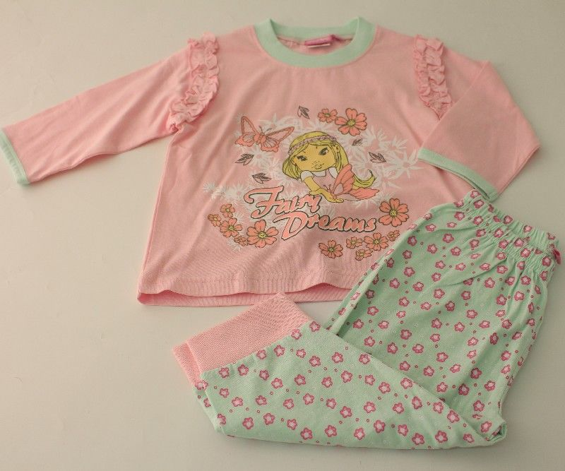 Baby Girls Pj Fairy Dreams