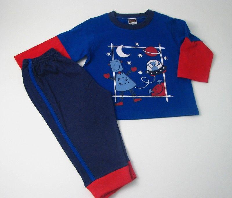 Baby Pyjama Space