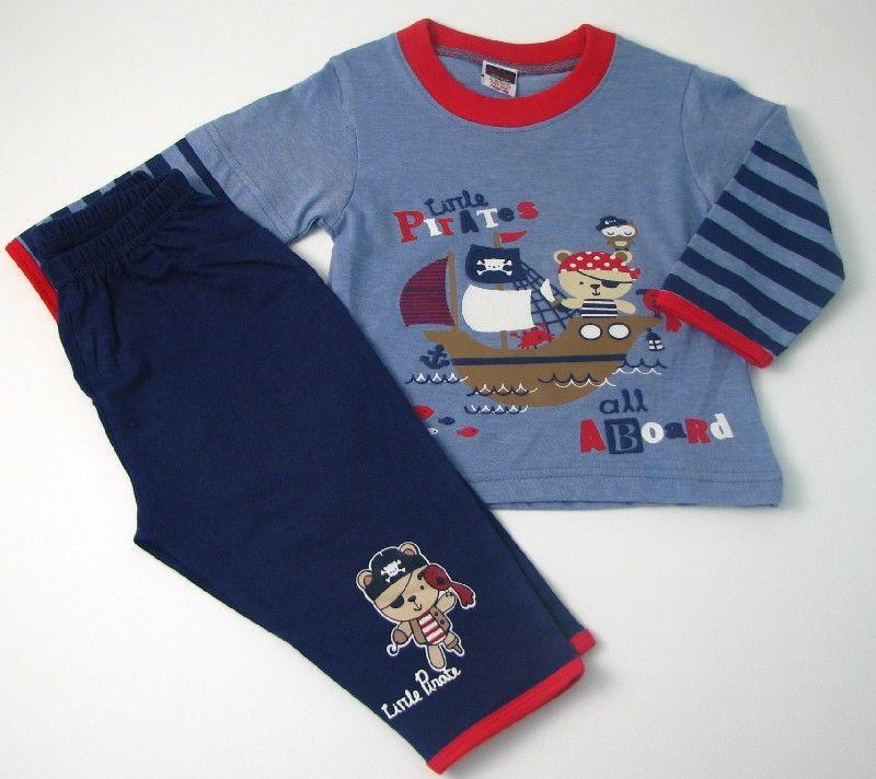 Baby Boys Pyjama Pirate