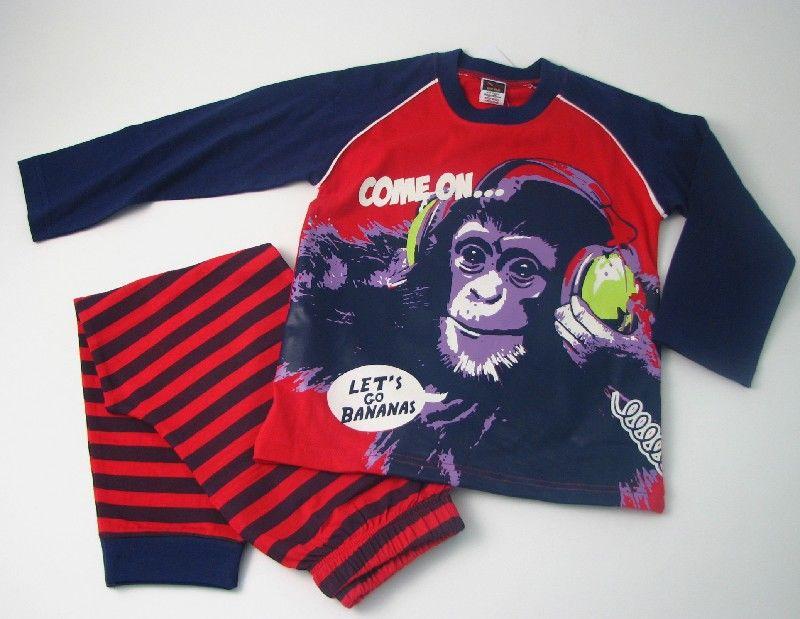 Boys Football Pyjamas