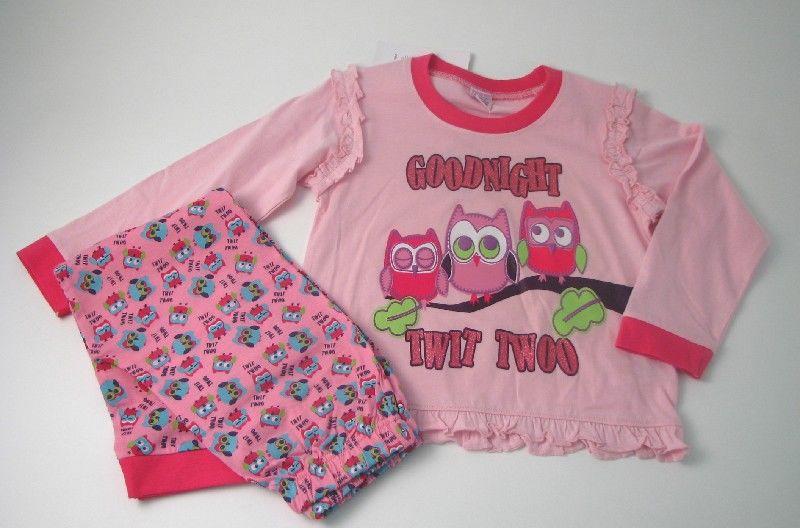 Girls Own Pyjamas