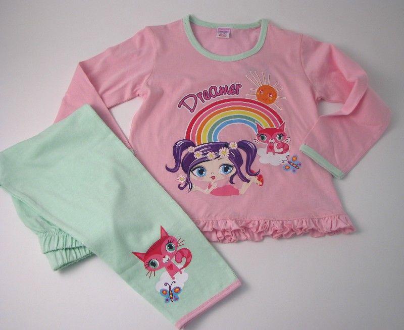 Girls Dreams Pyjamas