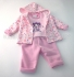 Baby Girls 3pc Set I Am A Star