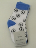 Baby Socks Football Design