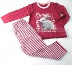 Girls Pyjamas Bunny