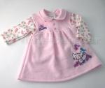 Baby 2pc Dress Set Pretty