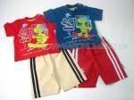 Boys Tshirt Short Set Freestyle