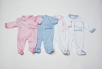 Baby Assorted Sleepsuit I Love Daddy