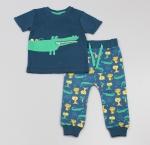 Jogging Set T-Shirt + Jogger Crocodile