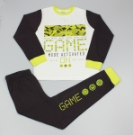 Pyjama Boys Gamer