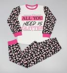 Pyjama Girls Leopard Print