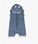 Hooded Onesie, Dino