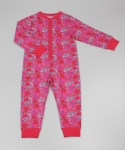 Cotton Onesie Girls Floral