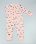 Cotton Onesie Girls Dalmatian