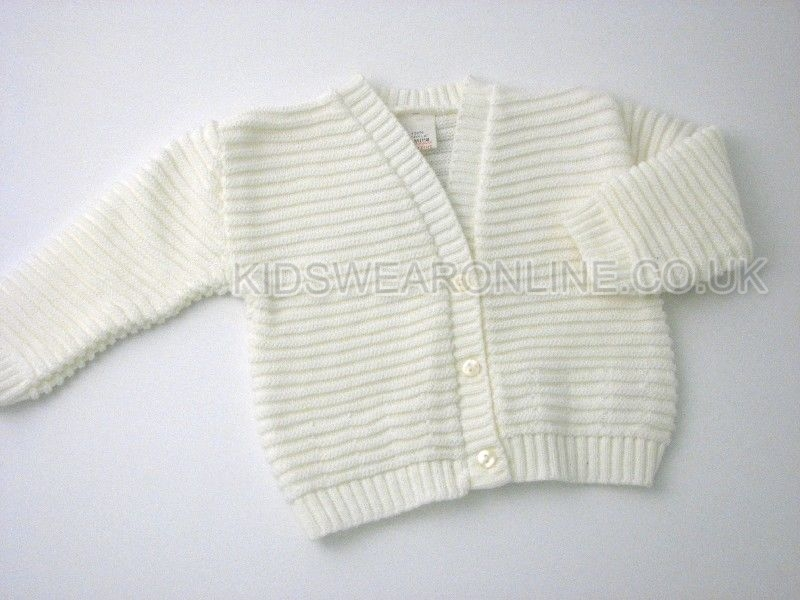 Baby Chunky Knit Cardigan