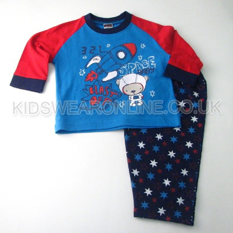 Baby Boys Pyjama Space