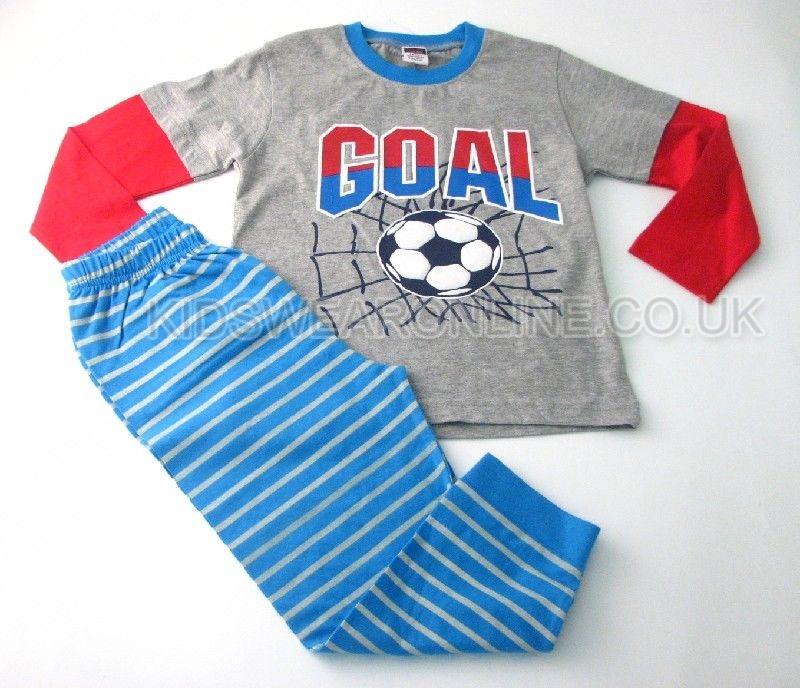 Boys Pyjama Goal