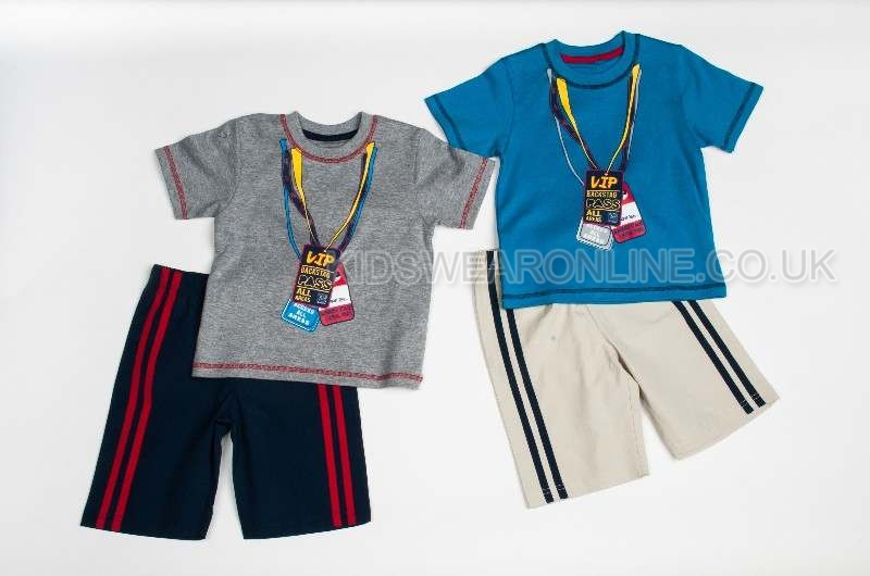 Boys VIP Short Set