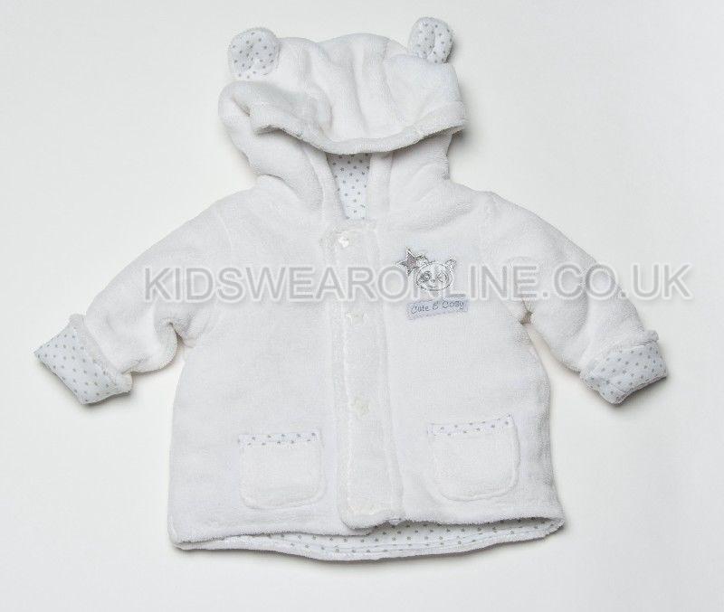 Baby Jacket With Hood Panda