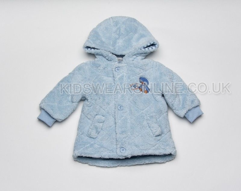 Baby Jacket With Hood Frosty