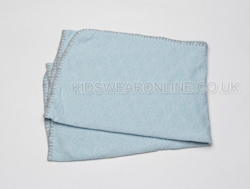 Baby Acrylic Patterned Shawl 0416