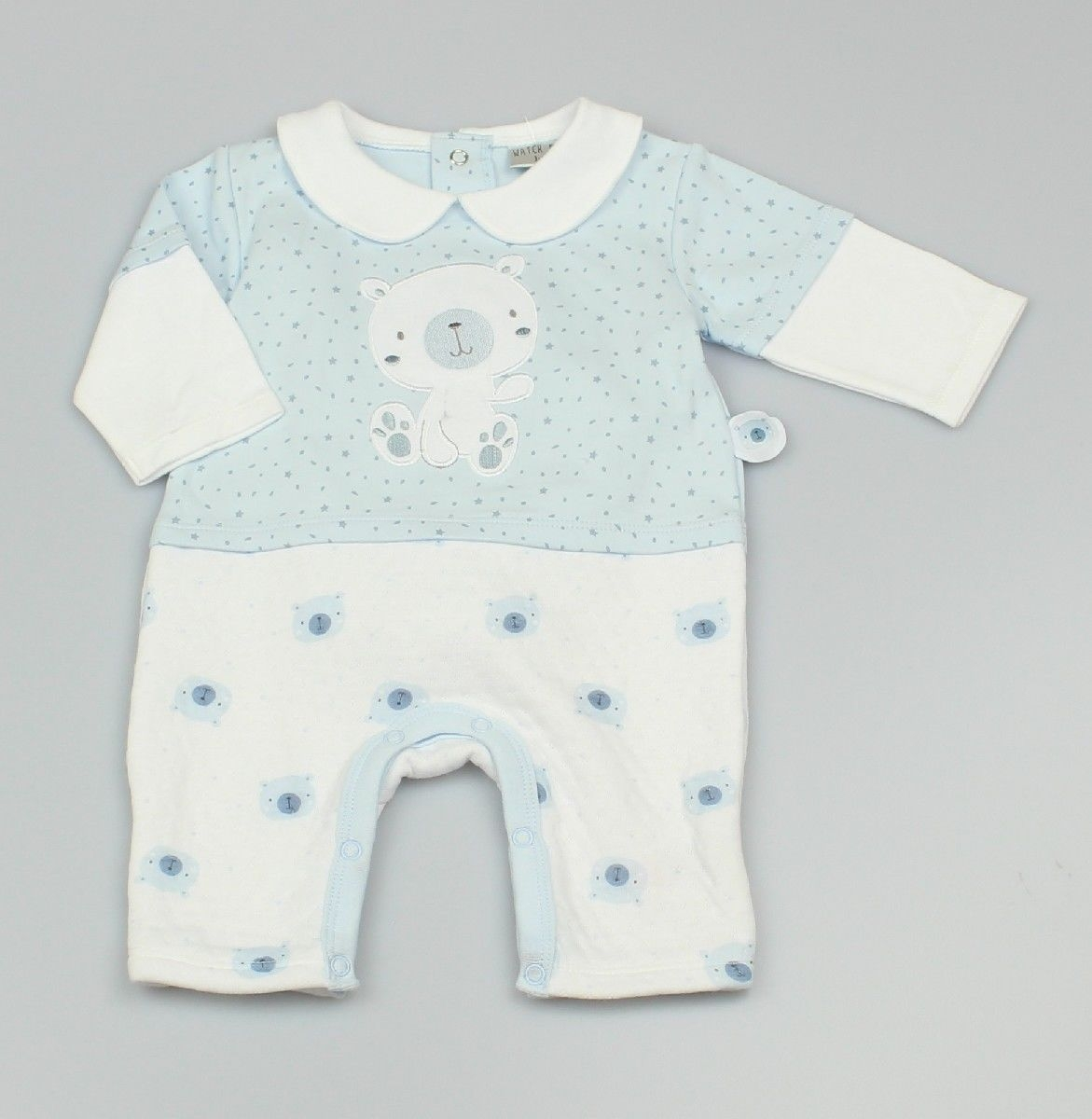 Baby Supersoft Quilted Romper