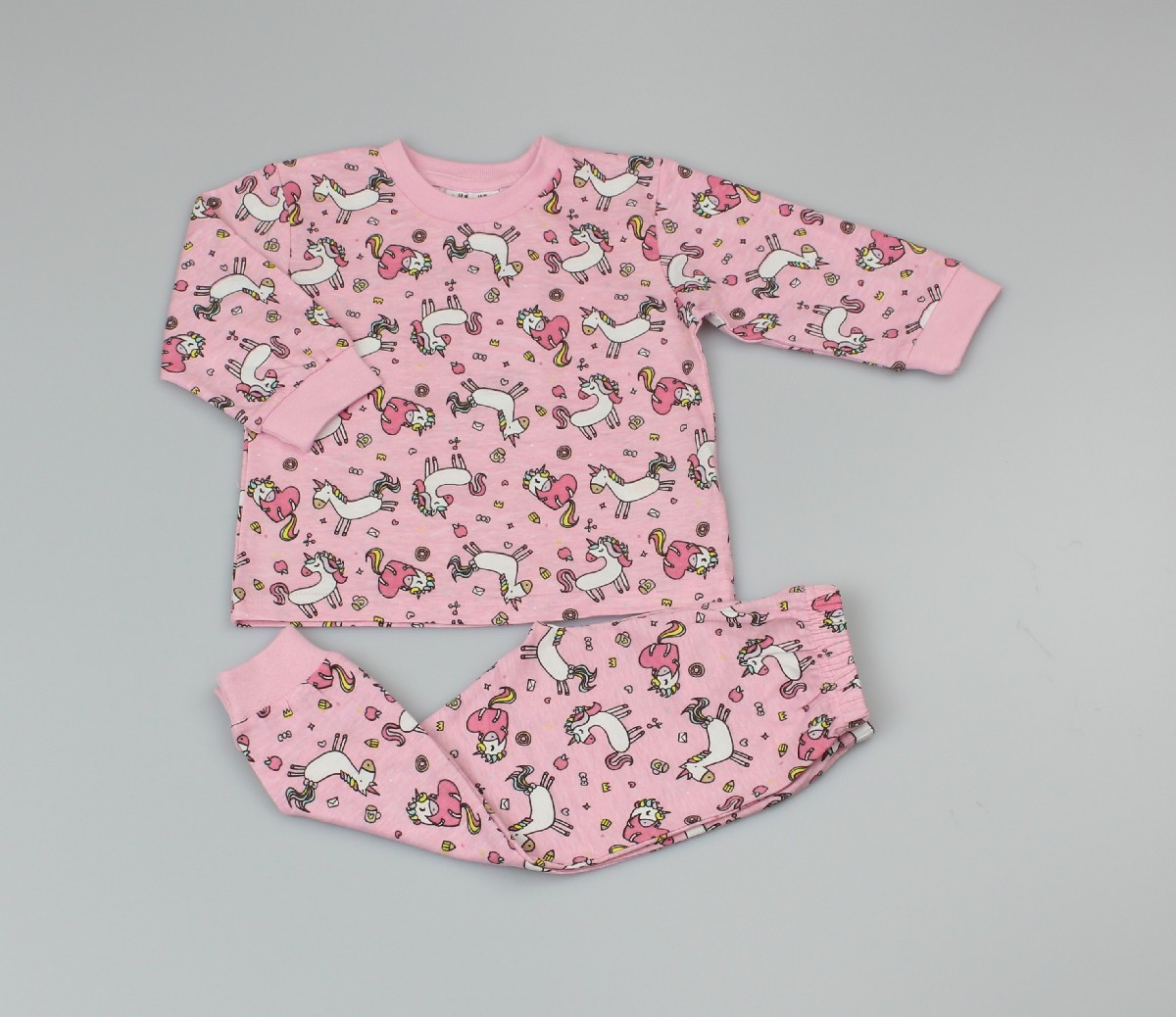 Baby Pyjama Unicorn Fun
