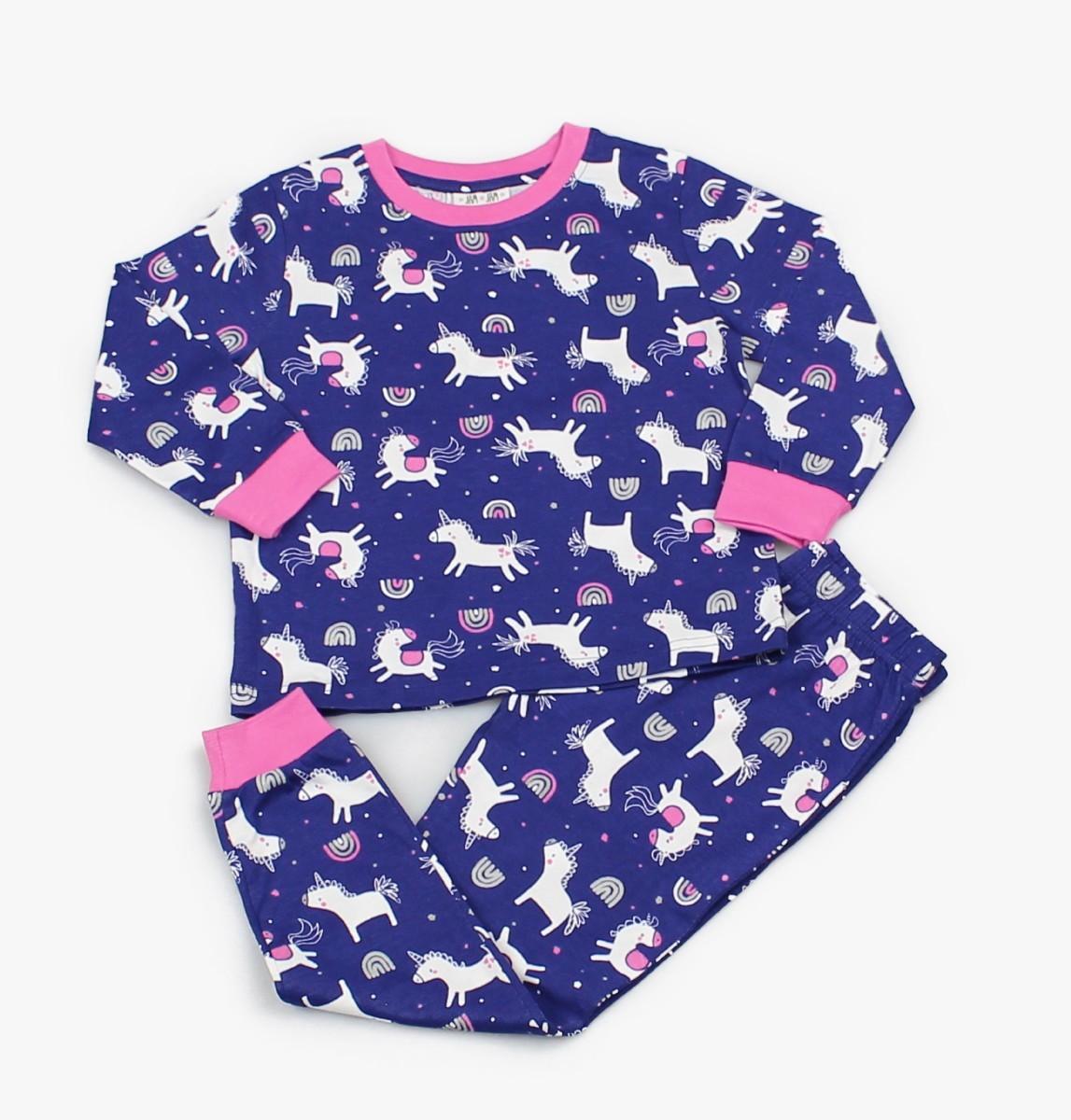 Pyjama Neon Unicorn Fun
