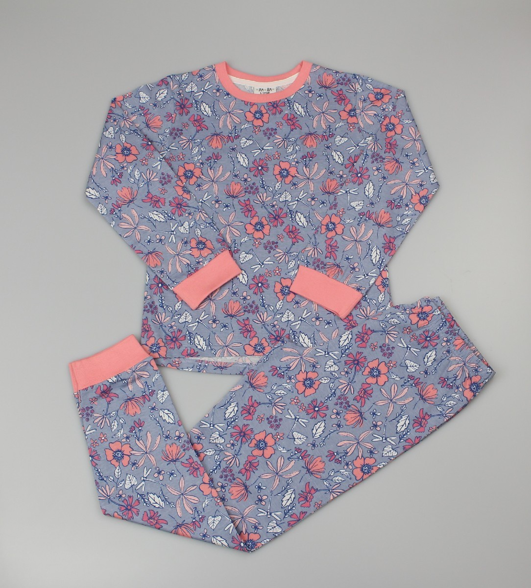 Pyjama Girls Dusky Floral